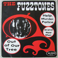 Fuzztones - Help, Murder, Police (Single)