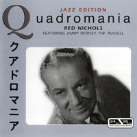 Red Nichols - Quadromania (CD 1)
