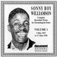 Sonny Boy Williamson - Sonny Boy Williamson - Complete Recorded Works (Vol. 1) 1937-1938