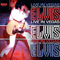 Presley, Elvis - Live in Vegas: Dinner Show (August 26, 1969)