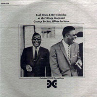 Hines, Earl - At The Village Vanguard, 1965 (split)