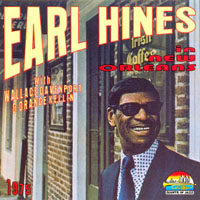 Hines, Earl - In New Orleans, 1975