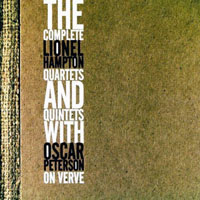 Hampton, Lionel - The Complete Lionel Hampton Quartets And Quintets With Oscar Peterson On Verve (CD 3)