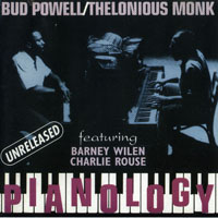 Powell, Bud - Pianology (split)