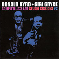 Byrd, Donald - Complete Jazz Lab Studio Sessions #2, 1957 (split)
