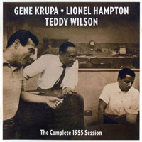 Gene Krupa - The Complete 1955 Session