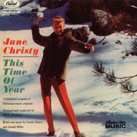 June Christy - This Time of Year