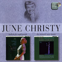 June Christy - Ballads for Night People & The Intimate Miss Christy