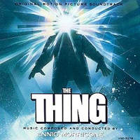 Morricone, Ennio - The Thing