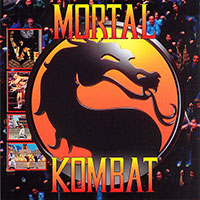Soundtrack - Games - Mortal Kombat (Maxi-Single)