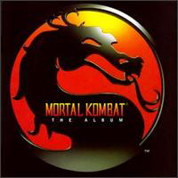 Soundtrack - Games - Mortal Kombat The Album