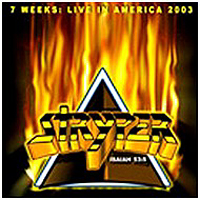 Stryper - 7 Weeks: Live in America 2003