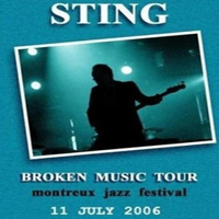 Sting - Live In Montreux Jazz Festival