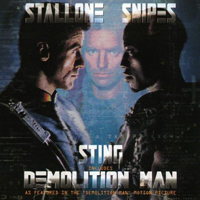 Sting - Demolition Man [Maxi - Single]