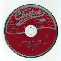 Little Walter - Little Walter - The Complete Chess Masters, 1950-67 (CD 1)