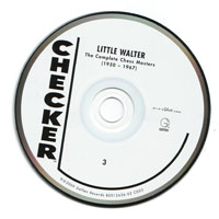 Little Walter - Little Walter - The Complete Chess Masters, 1950-67 (CD 3)