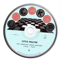 Little Walter - Little Walter - The Complete Chess Masters, 1950-67 (CD 5)