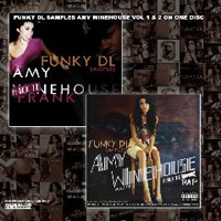Funky DL - Back To Frank & Back To Rap (Funky DL samples Amy Winehouse, vol. 1 & 2)