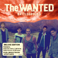 Wanted (GBR) - Battleground (Deluxe Edition)