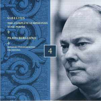 Berglund, Paavo - Sibelius: The Complete Symphonies & Tone Poems (CD 4)