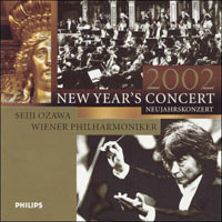 Wiener Philharmoniker - New Year's Concert 2002 (Conducted by Seiji Ozawa)
