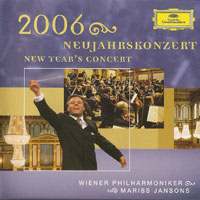 Wiener Philharmoniker - New Year's Concert 2006 (CD 1) (Conducted by Mariss Jansons)