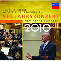 Wiener Philharmoniker - New Year's Concert, Neujahrskonzert (CD 1) (Conducted by Georges Pretre)