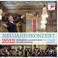 Wiener Philharmoniker - New Year's Concert 2012 (CD 1) (Conducted by Mariss Jansons)
