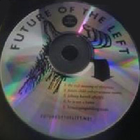 Future Of The Left - Man vs. Melody (EP)