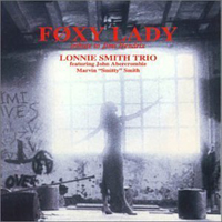 Lonnie Smith - Foxy Lady: Tribute To Jimi Hendrix