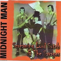 Screaming Lord Sutch - Midnight Man