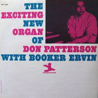 Patterson, Don - The Exciting New Organ Of Don Patterson