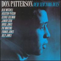 Patterson, Don - Dem New York Dues