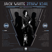 Jack White - Live at Third Man Records (CD 2)