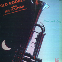 Red Rodney - Night and Day (LP) (Split)