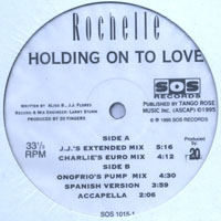 Rochelle (Esp) - Holding Onto Love (Maxi-Single)