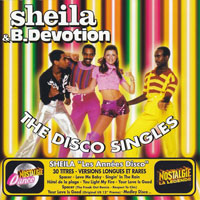 Sheila & B. Devotion - The Disco Singles (CD 2)