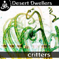 Desert Dwellers - Critters (EP)