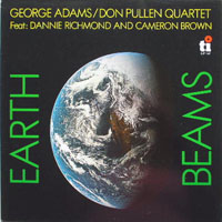 Adams, George - Earth Beams (split)