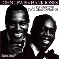 Lewis, John - An Evening with Two Grand Pianos (split)