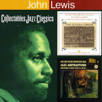 Lewis, John - The Golden Striker (1960), Jazz Abstractions (1961)