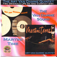Art Van Damme - The Art Van Damme Sound, Martini Time