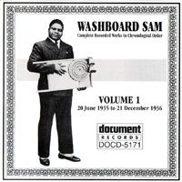 Washboard Sam - Washboard Sam - Complete Recorded Works (Vol. 1) 1935-36