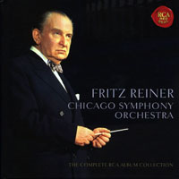 Fritz Reiner - Fritz Reiner & Chicago Symphony Orchestra - Complete RCA Collection (CD 12: Beethoven - Symphony N 7, Fidelio)