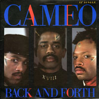 Cameo Blues Band - Back And Forth