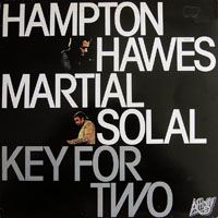 Hampton Hawes - Key for Two (split)