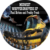 Birken, Paul - Midwest Whippersnappers (EP) (feat.)