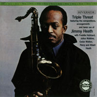 Jimmy Heath - Triple Threat