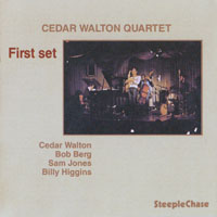 Walton, Cedar  - First Set