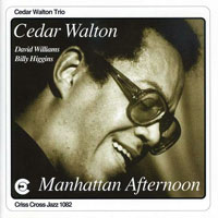 Walton, Cedar  - Manhattan Afternoon